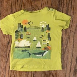 Tea Shirt 2T